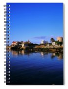 Sandycove, Co Dublin, Ireland The James Spiral Notebook