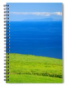 Santa Maria And Sao Miguel Spiral Notebook
