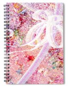 Santa's Window Spiral Notebook