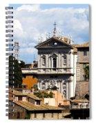 Santi Domenico E Sisto Spiral Notebook