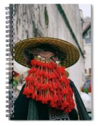 Sapa Fashion Spiral Notebook