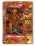 Sassy Sistah  Spiral Notebook