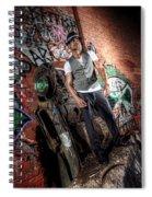 Saurabh3 Spiral Notebook