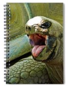 Say Ahh Spiral Notebook