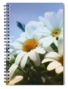 Say It With Flowers Spiral Notebook