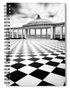 Scarborough Spa Spiral Notebook