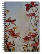 Scatterling Spiral Notebook