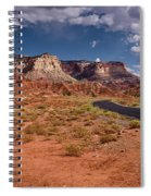 Scenic Road 2 Spiral Notebook