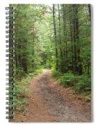 Scenic Walk Spiral Notebook
