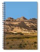 Scenic Western Nebraska Spiral Notebook