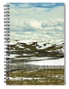Scenic Wyoming Spiral Notebook