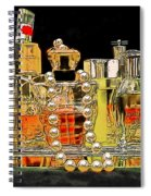 Scents Of A Woman Spiral Notebook