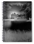 Schloss Basedow Spiral Notebook