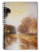 Schloss Rosenau Spiral Notebook