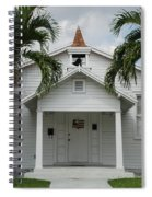 School House Spiral Notebook
