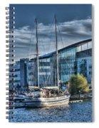 Schooner 2 Spiral Notebook