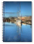 Schooner 4 Spiral Notebook