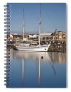Schooner 7 Spiral Notebook