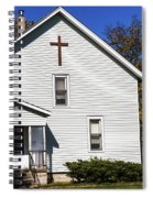Sciola Baptist Church 1864 Spiral Notebook