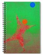 Score Spiral Notebook