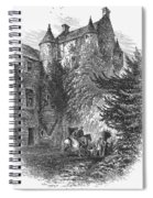 Scotland: Castle Spiral Notebook