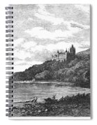 Scotland: Dunrobin Castle Spiral Notebook