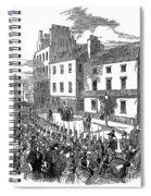 Scotland: Perth, 1848 Spiral Notebook
