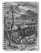 Scotland: Spey Valley Spiral Notebook