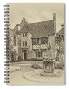 Scotney Castle Spiral Notebook