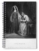 Scott: Ivanhoe, 1832 Spiral Notebook