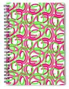 Scroll Spiral Notebook