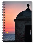 Sea Muse Spiral Notebook