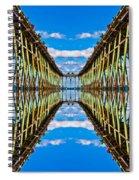 Sea Trestle Spiral Notebook