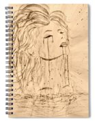 Sea Woman 2 Spiral Notebook