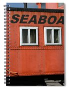Seabord Spiral Notebook