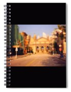 Seaport Tiltshift Spiral Notebook