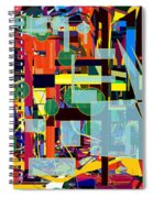 Search To Express The Will Of The Eternal Blessed One Spiral Notebook
