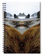 Seascape 1 Spiral Notebook