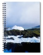Seascape, West Cork, Ireland Spiral Notebook