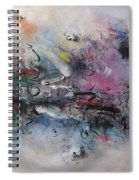 Seascape00037 Spiral Notebook
