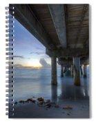 Seaside Serenity Spiral Notebook