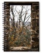 Seasonal View Spiral Notebook