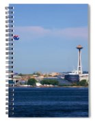 Seattle - American City Spiral Notebook