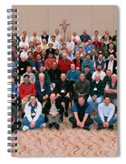 Seattle Archdiocese 2008 Priests. Spiral Notebook