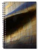 Seattle Emp Building 6 Spiral Notebook