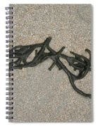 Seaweed Spiral Notebook
