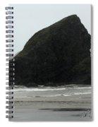Sebastian Beach California Spiral Notebook