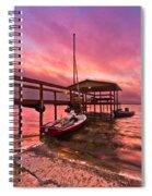 Sebring Sailing Spiral Notebook
