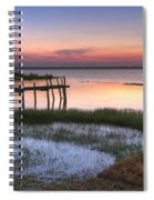 Sebring Sunrise Spiral Notebook