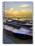 Secret Of The Sea Spiral Notebook